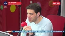 RTL INFO sur Bel RTL : RTL Info 12h30 du 24/06
