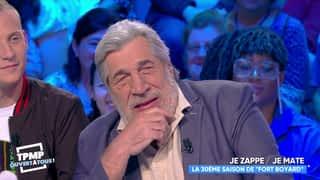 Touche pas à mon poste : Jean-Pierre Castaldi revient sur la 10ème saison de Fort Boyard