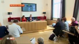 RTL INFO 19H : Rencontre Open VLD - formateurs en région de Bruxelles-Capitale