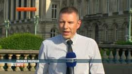 RTL INFO 19H : Le point sur la mission des 2 informateurs royaux au niveau fédéral