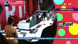 La matinale Bel RTL : Une conférence de presse XXL pour Vincent Kompany