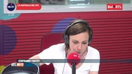 RTL INFO sur Bel RTL : RTL Info 8h du 26/06