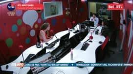 RTL INFO sur Bel RTL : RTL Info 12h30 du 26/05