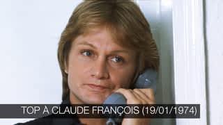 Top à Claude François (19/01/1974)