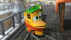 Robo vlakovi : Epizoda 7