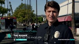 The Rookie - Le flic de Los Angeles : Nathan Fillion est The Rookie, le flic de Los Angeles