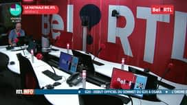 La matinale Bel RTL : La santé d'Angela Merkel