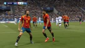 UEFA U21 EURO 2019 : Espagne U21 - France U21 (66') : but de Borja Mayoral