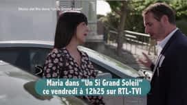 Un si grand soleil : Maria Del Rio dans les coulisses 3