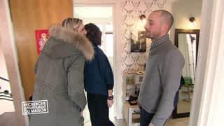 Recherche appartement ou maison : Valérie / François et Mireille / Jérôme et Tiffany
