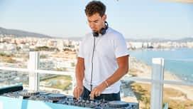 Party Fun : Afrojack  mixe sur Fun Radio à Ibiza (28/06/19)