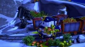 Robo vlakovi : Epizoda 24