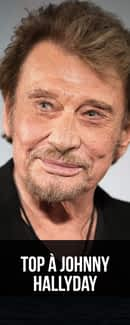 Top à Johnny Hallyday