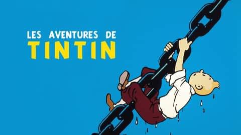 Les aventures de Tintin en replay