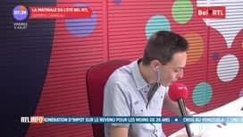 La matinale Bel RTL : L'agenda du 05/07