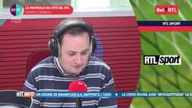 La matinale Bel RTL : Le sport cette semaine...