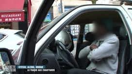Enquête d'Action : Vitesse, alcool, drogue : la traque aux chauffards