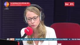 La matinale Bel RTL : L'agenda du 08/07