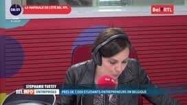 RTL INFO sur Bel RTL : RTL Info 8h du 08/07