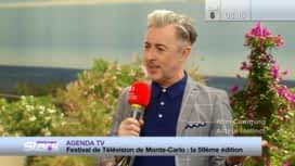 Absolument Stars : Agenda TV : Festival de Monte Carlo
