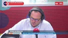 RTL INFO sur Bel RTL : RTL Info 13h du 08/07