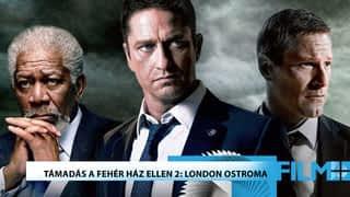 Támadás a Fehér Ház ellen 2: London ostroma