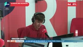 RTL INFO sur Bel RTL : RTL Info 13h du 09/07