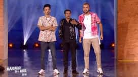 Jamel et ses amis au Marrakech du Rire : BigFlo et Oli