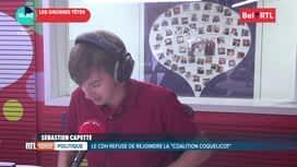 RTL INFO sur Bel RTL : RTL Info 18h du 09/07
