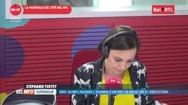 RTL INFO sur Bel RTL : RTL Info 8h du 10/07