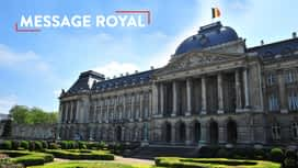 Message royal en replay