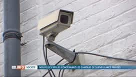 RTL INFO 13H : Focus sur la législation pour les caméras de surveillance domestiques