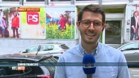 RTL INFO 13H : Négociations régionales: réunion du PS qui va devoir appeler le MR