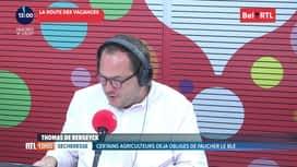 RTL INFO sur Bel RTL : RTL Info 13h du 10/07