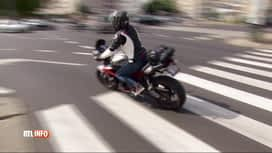 RTL INFO 19H : Augmentation considérable des motards sur nos routes