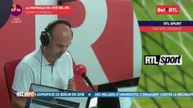 La matinale Bel RTL : Une journée difficile à vivre pour les amateurs de football...