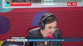 La matinale Bel RTL : RTL Info 8h du 11/07