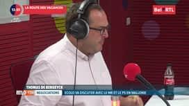 RTL INFO sur Bel RTL : RTL Info 13h du 11/07