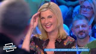Touche pas à mon poste : Doc essaie de pécho Michèle Laroque