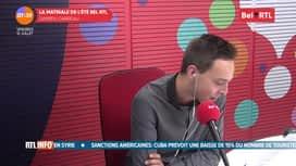 La matinale Bel RTL : L'agenda du 12/07