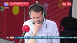 """La matinale Bel RTL : """" L'hôtel des Ardennes """" à Corbion"""