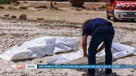 RTL INFO 13H : La garde-côte tunisienne découvre 38 corps de migrants