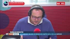 RTL INFO sur Bel RTL : RTL Info 13h du 12/07