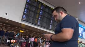 RTL INFO 19H : Vacances: il est important de bien planifier son voyage