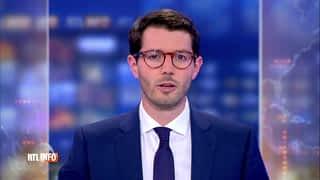 RTL INFO 19H : RTL INFO 19 heures (12/07/2019)