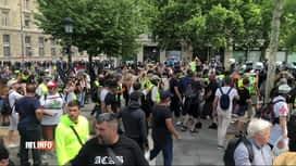 RTL INFO 19H : Les gilets jaunes appellent à une mobilisation pour le 14 juillet