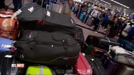 RTL INFO 13H : Panne à Brussels Airport: 10 000 bagages n'ont pas pu être embarqués !