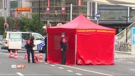 RTL INFO 13H : Un piéton tué près de Rogier à Bruxelles après avoir été renversé