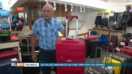 RTL INFO 13H : Vacances: focus sur les tendances de l'été en matière de bagages