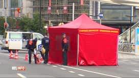 RTL INFO 19H : Un piéton tué près de Rogier à Bruxelles après avoir été renversé